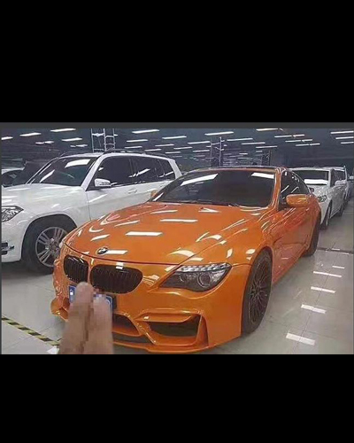 BODY KIT BMW SERIES 6 2006
