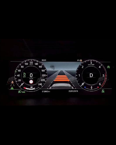 ADAPTIVE CRUISE CONTROL CHO RANGE ROVER SPORT