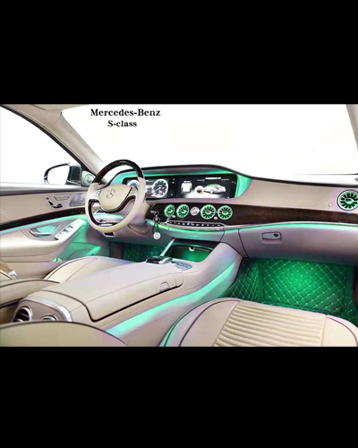 TURBIN LED MERCEDES S CLASS W222