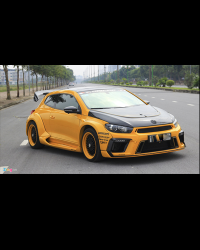 BODY KIT SCIROCCO MẪU ASPEC