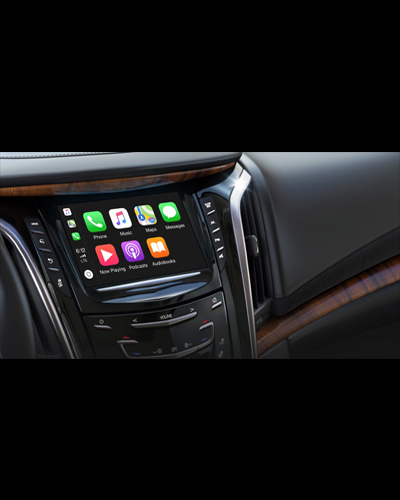 WIRELESS CARPLAY CHO CADILLAC ESCALADE 2014