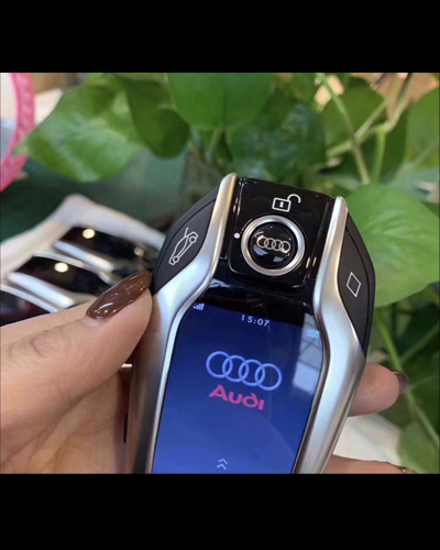LCD DISPLAY KEY AUDI