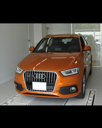BODY KIT AUDI Q3 2012 MẪU S-LINE