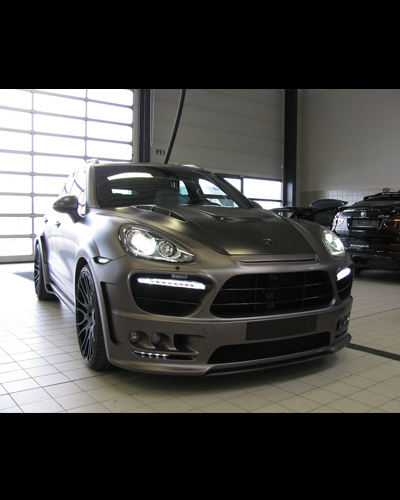 BODY KIT CAYENNE 2011 MẪU HAMANN