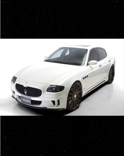 BODY KIT QUATTROPORTE