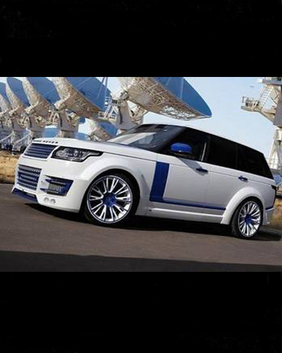 BODY KIT RANGE ROVER 2013 MẪU LUMMA