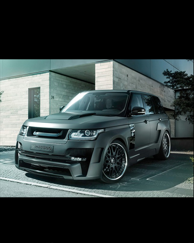 BODY KIT RANGE ROVER 2014 MẪU HAMANN