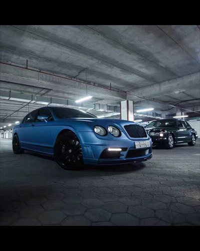 BODYKIT MẪU WALD BENTLEY CONTINENTAL FLYING SPUR 2006-2013