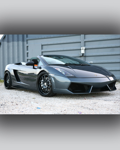 BODY KIT LAMBORGHINI GALLARDO