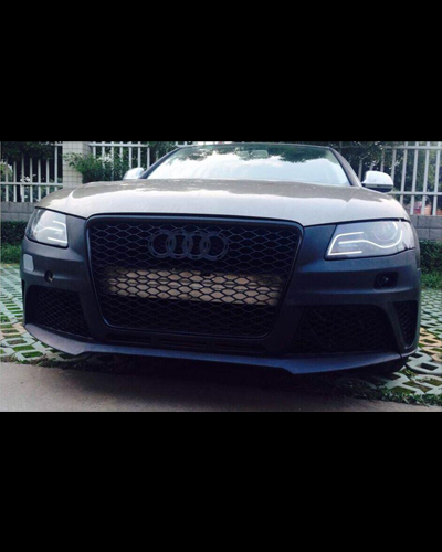 BODY KIT CHO AUDI A4 2009 MẪU RS4