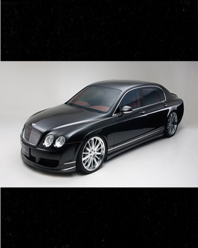 BODY LIP MẪU SPORTS LINE BLACK BISON EDITION (2009~) BENTLEY CONTINENTAL FLYING SPUR
