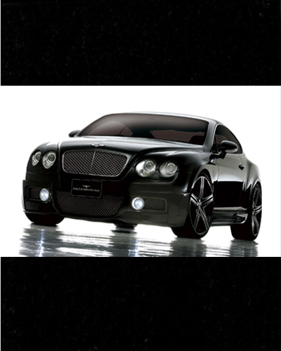 BODY KIT MẪU SPORTS LINE BLACK BISON EDITION (~2007)  BENTLEY CONTINENTAL GT