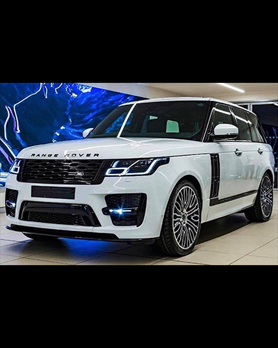 BODY KIT RANGE ROVER VOGUE 2014 - 2019 MẪU SVO