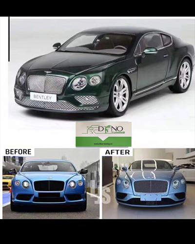 NEW BODYKIT BENTLEY CONTINENTAL GT 2014 - 2017