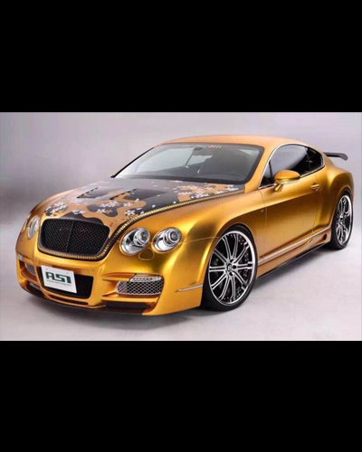 BODYKIT BENTLEY CONTINENTAL GT MẪU ASI