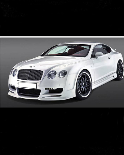 BODY KIT MẪU AL BENTLEY CONTINENTAL GT 2009