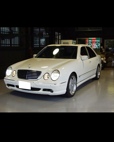 BODY KIT MERCEDES W210 MẪU AMG