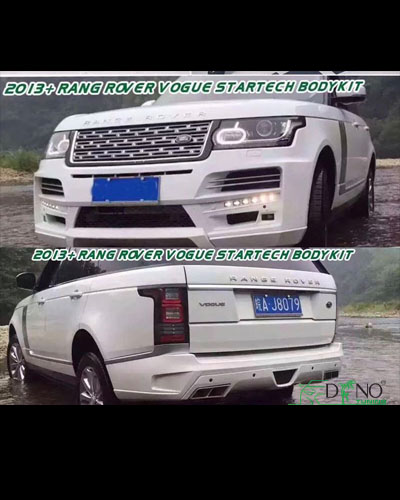 BODY KIT RANGE ROVER VOGUE MẪU STARTECH