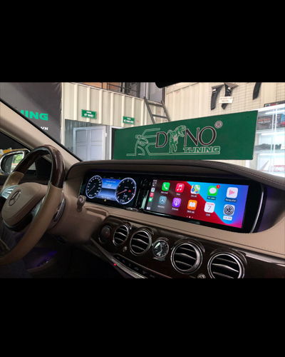 WIRELESS CARPLAY CHO MERCEDES W222