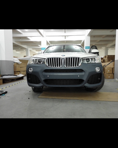 BODY KIT BMW X4 MẪU M