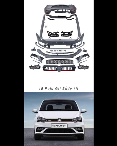 BODY KIT VOLKSWAGEN POLO 2015 MẪU GTI