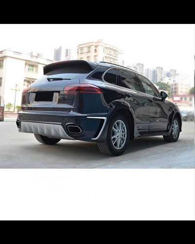 BODY KIT PORSCHE CAYENNE 2017