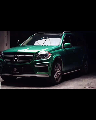 BODY KIT MERCEDES GL63 MẪU CHAMELEON